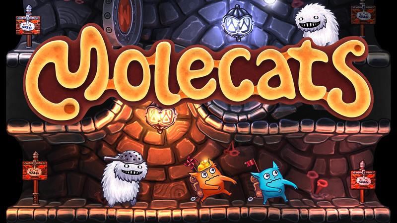 molecats, steam