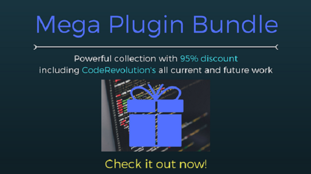 mega bundle by CodeRevolution mega bundle616 - Zapp Proxy Server Plugin for WordPress