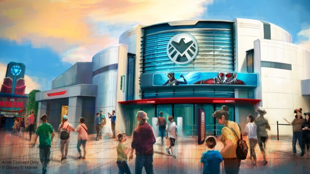 [Hong Kong Disneyland] Nouveau Land Marvel Universe (2019 - 2023) - Page 3 W782