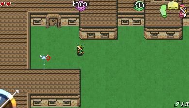 The Legend of Zelda - Triforce Saga 1