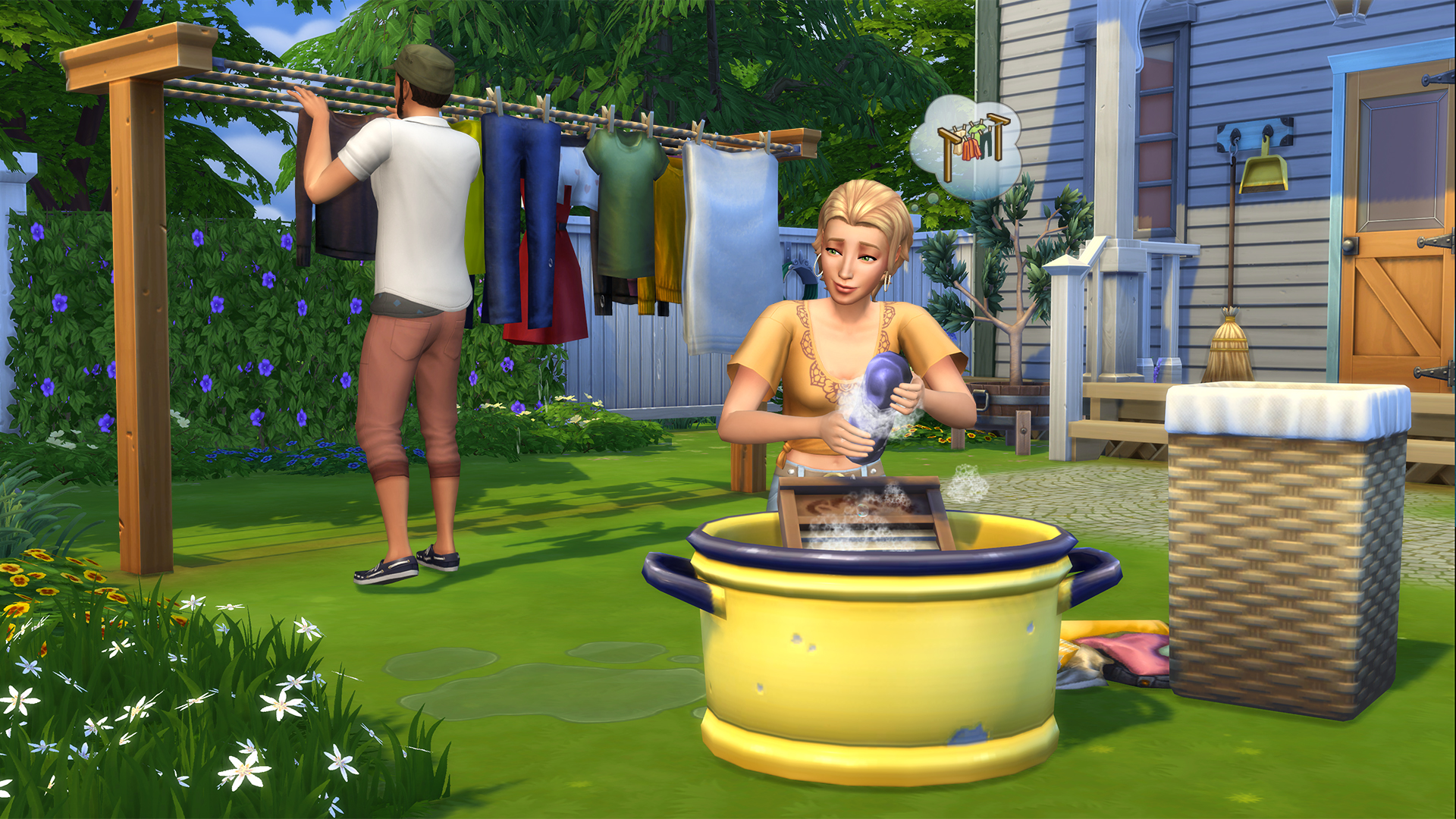 The Sims 4: Deluxe Edition