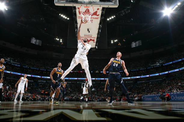 ნიუ ორლეანს პელიკანსი 125-115 დენვერ ნაგეტსი / NBA | მიმოხილვა