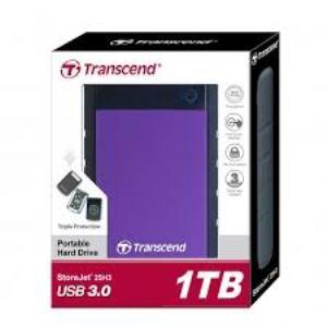 HARDISK EXTERNAL TRANSCEND 1 Tb