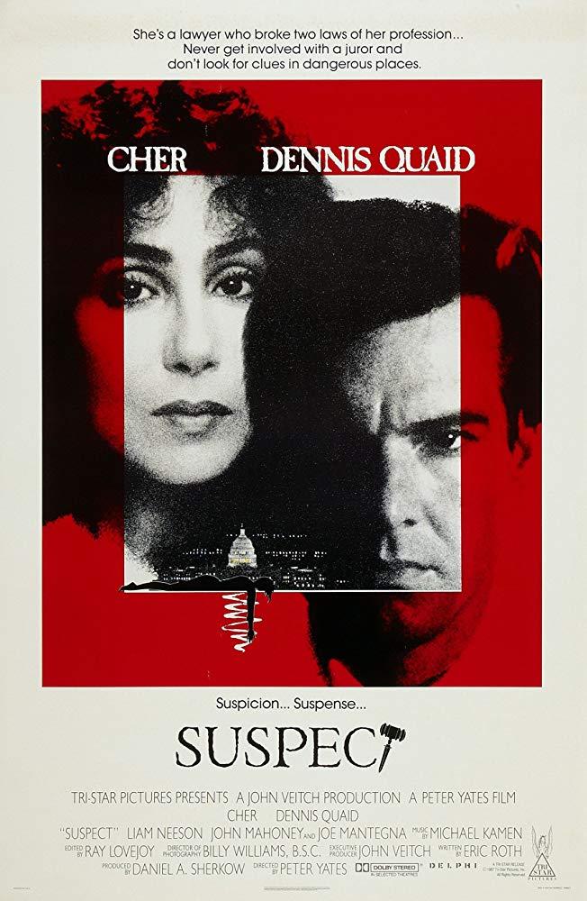 Suspect (1987) BluRay 720p 1GB x264