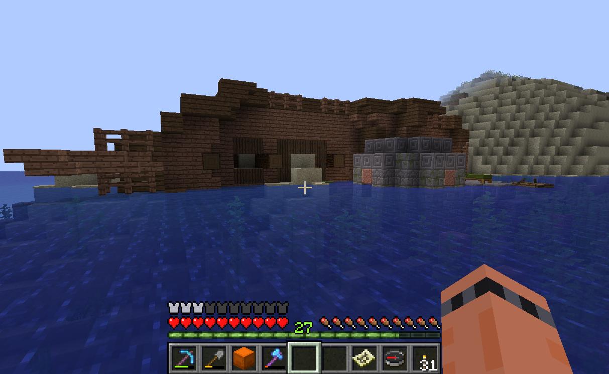 Shipwreck #4