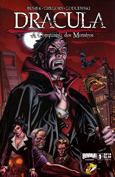 Drácula - Companhia de Monstros (2010)