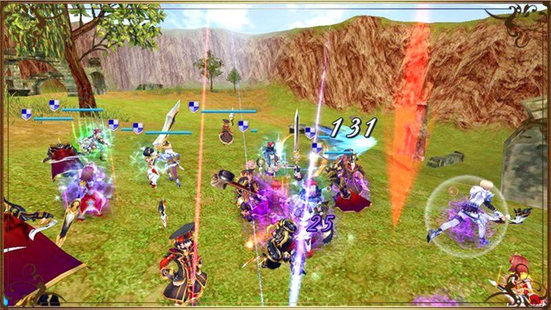 Fantasy Earth Genesis - Game Mobile khủng của khủng, cho 100 game thủ PvP cùng lúc