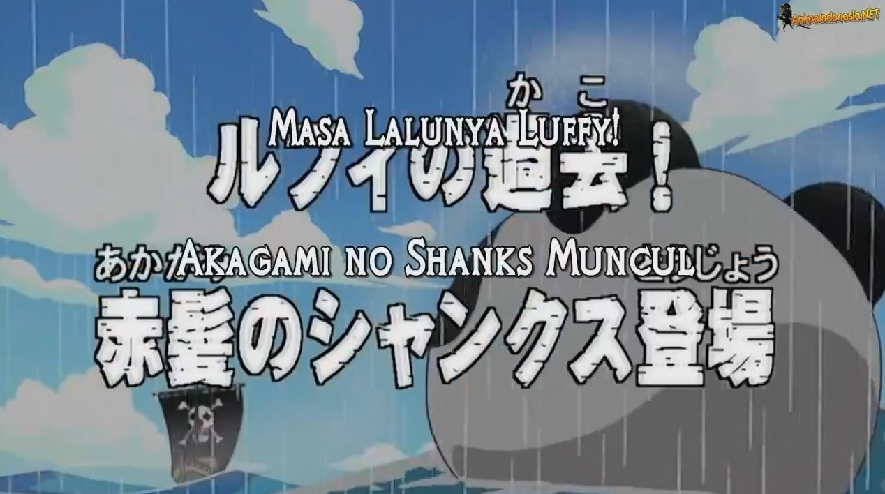 One Piece Episode 4