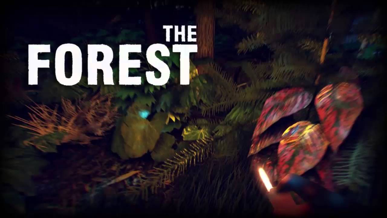 The Forest 1.07 torrent