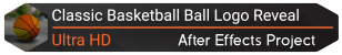 Rotation of Classic Basketball Ball | 6 Looped Shots  - 4