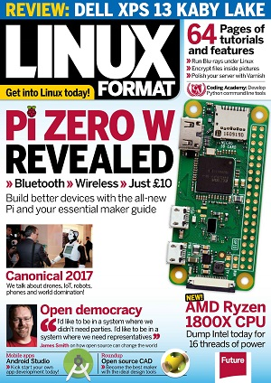 Linux Format - May 2017