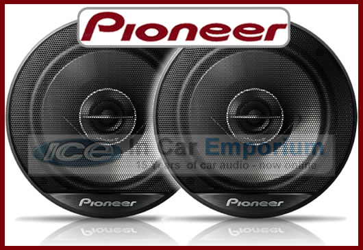 Merveilleux Peugeot Bipper Front Door Speakers Pioneer Car Speaker Kit + Adapter Pods  200W 3780474745153 | EBay