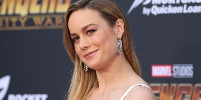 Captain Marvel Star Brie Larson Has Signed Up To Star In Seven Marvel Cinematic Universe Movies