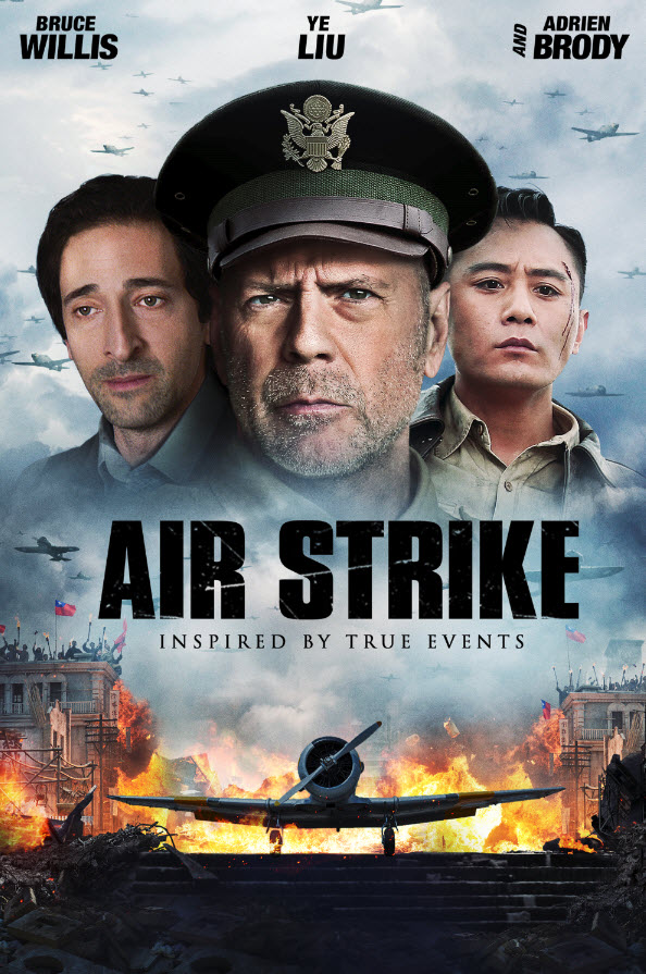 Air Strike (2018) 720p WEB-DL 700MB