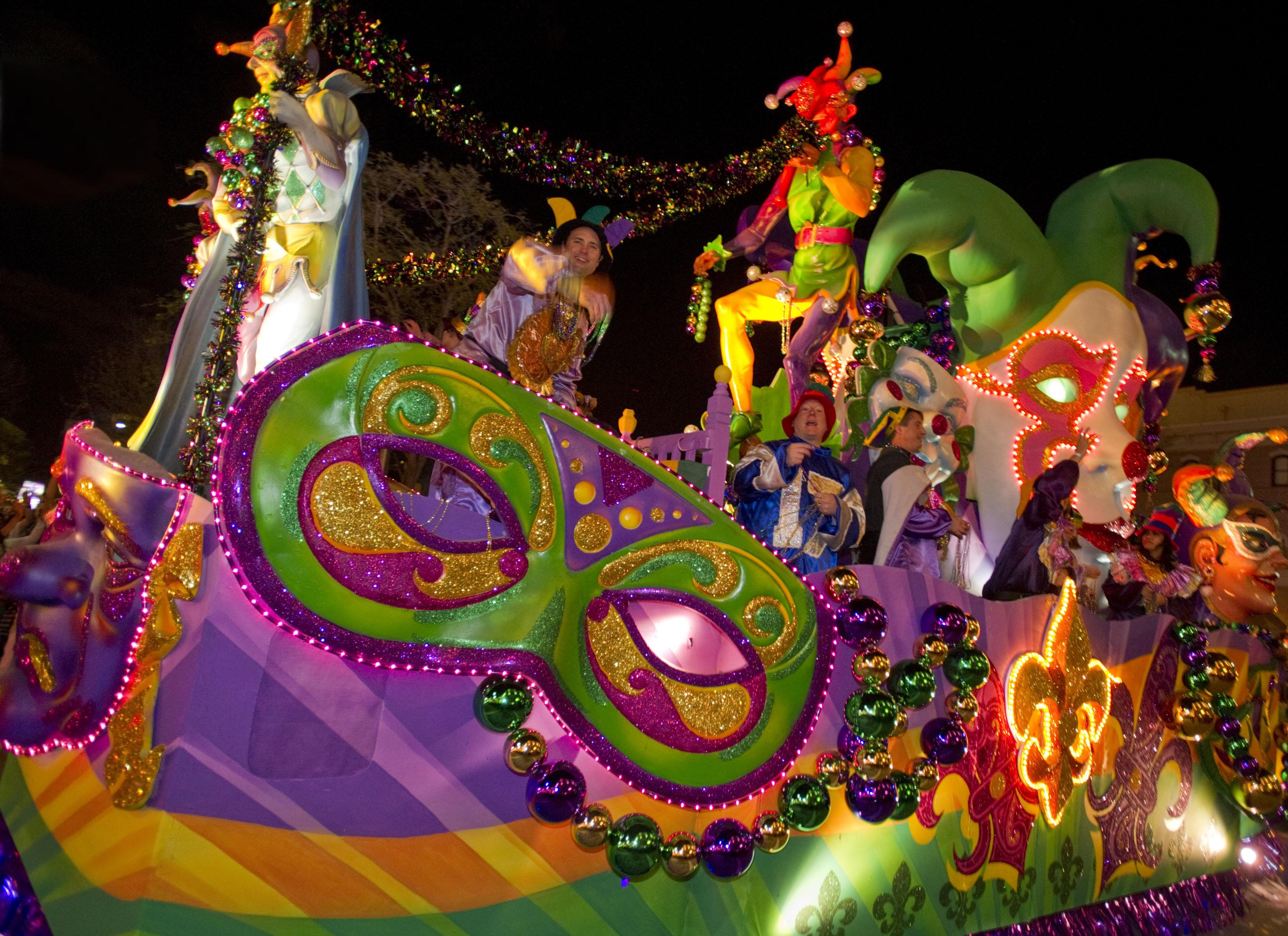 Universla Mardis Gras Festival