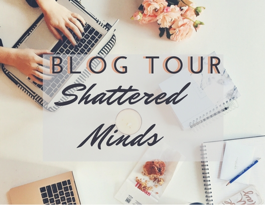 Blog Tour Shattered Minds