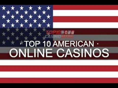 List Of USA Online Casino Sites