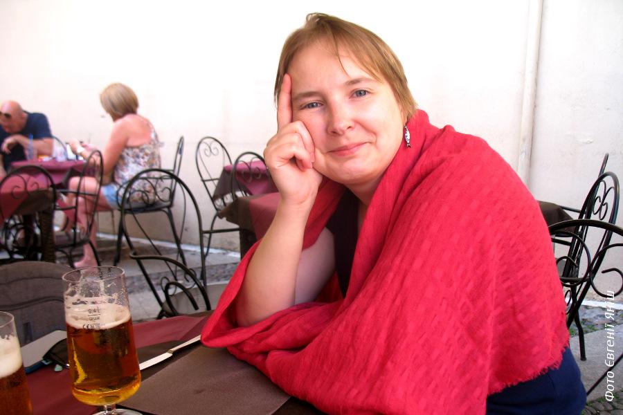 Пиво на Сардинії в оксамитовий сезон, та в хорошій компанії!