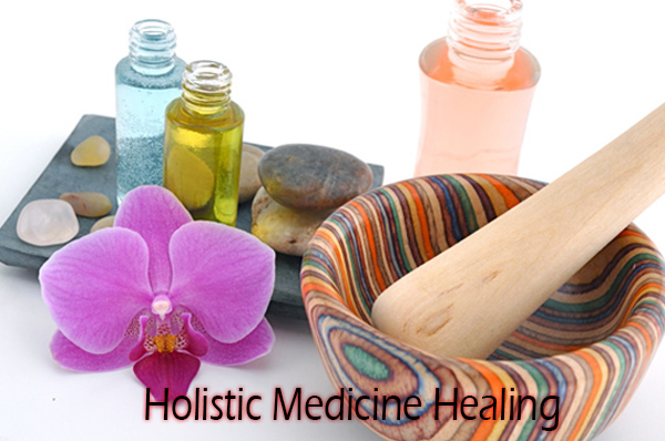 Holistic Medicine Healing that Considers the Whole Person
