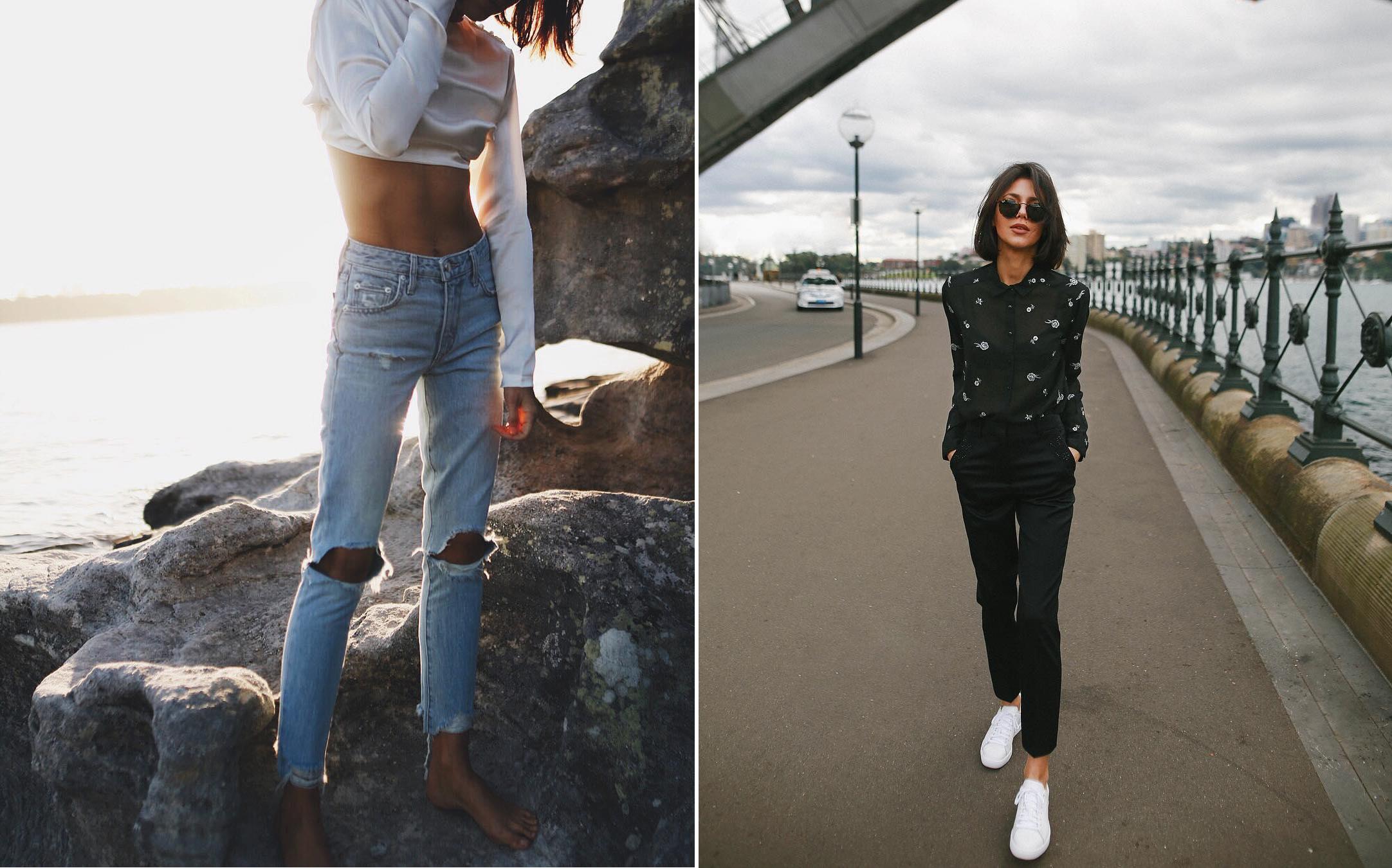 10 úžasných instagramových účtů blogerek z celého světa. Od těchto žen čerpáme inspiraci i my na našem webu