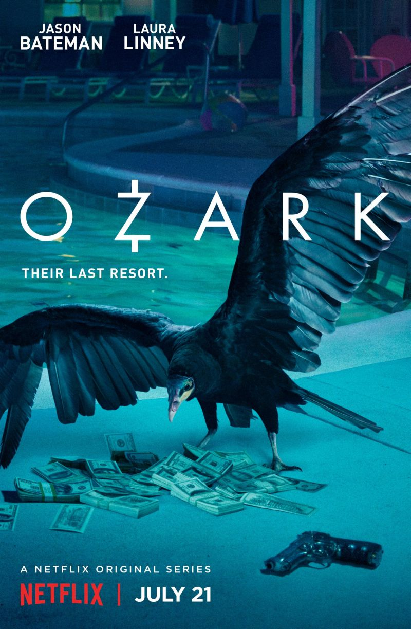 Ozark - Season 1 - Mp4 x264 AC3 1080p