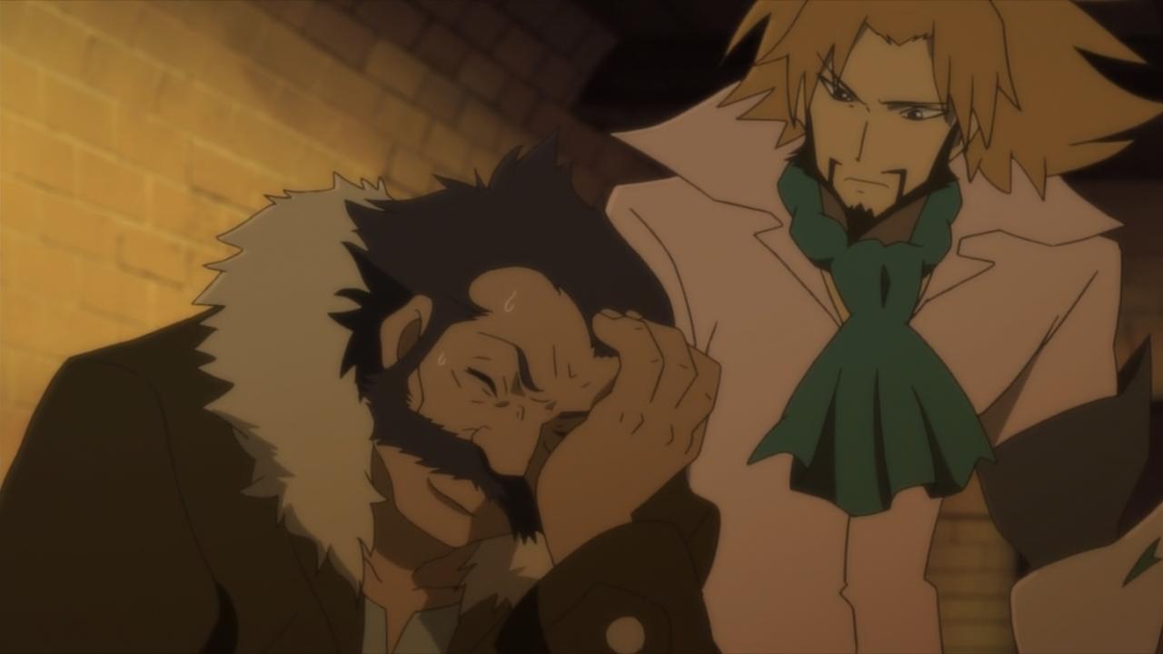 Garo Honoo no Kokuin – Episode 06
