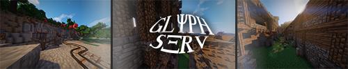 Serveur Minecraft Glyph