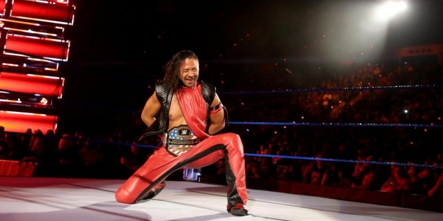 WWE Superstar Shinsuke Nakamura Talks About His WWE 2K19 Rating And Love Of Video Games
