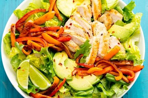Salad Colour