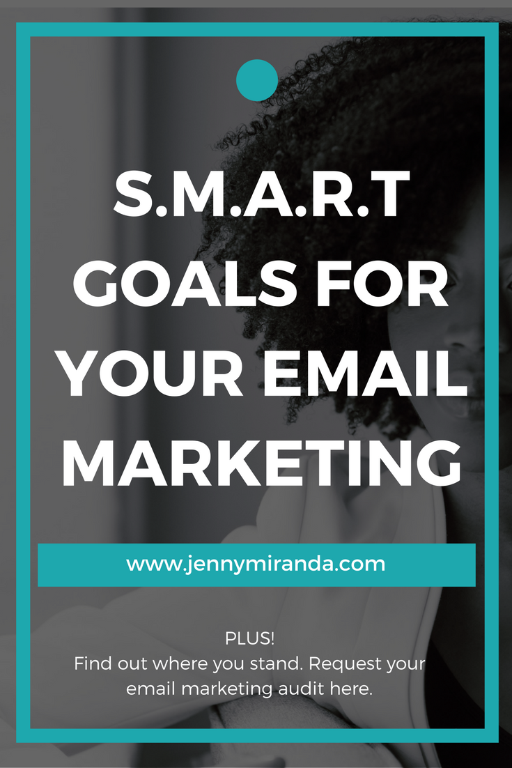 email marketing goals