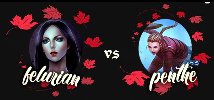 Duelo de personajes [FINAL] - Página 6 10_Felurian_vs_Penthe