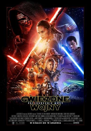 Gwiezdne wojny: Część VII - Przebudzenie Mocy / Star Wars: Episode VII - The Force Awakens (2015) PL.BRRip.XviD-GR4PE | Lektor PL