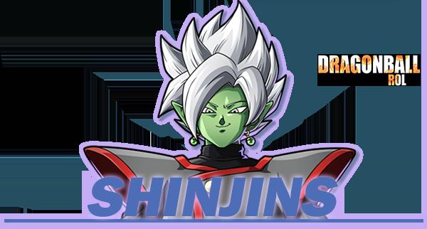 Tema 3: Elige tu Raza Shinjins