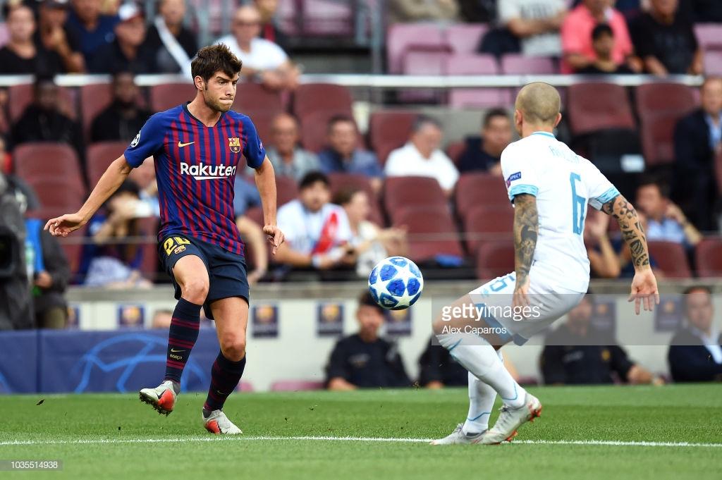 صور مباراة : برشلونة - PSV إندهوفن 4-0 ( 18-09-2018 )  S6