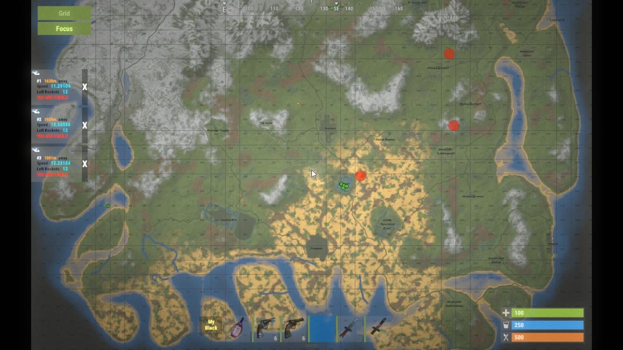 uMod - Map My Patrol by BuzZ