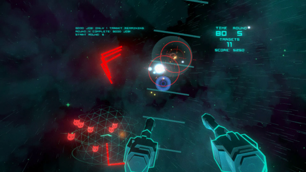Gamasutra: Bryson Whiteman's Blog - Road to Raybeem - VR Music