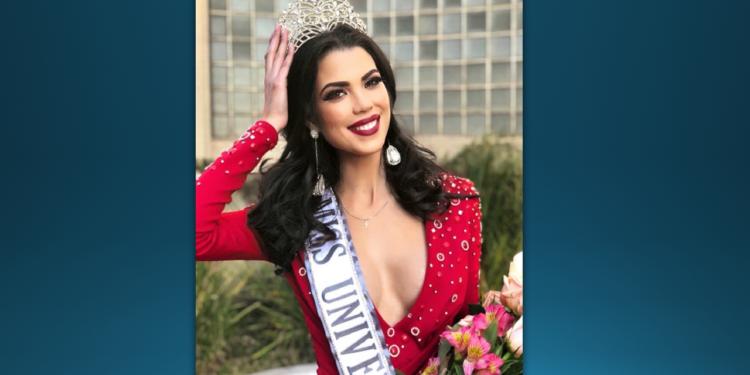 "Venezolana Andrea Díaz representará al ""Nuevo Chile"" en el Miss Universo Andrea_D_az_750x375"