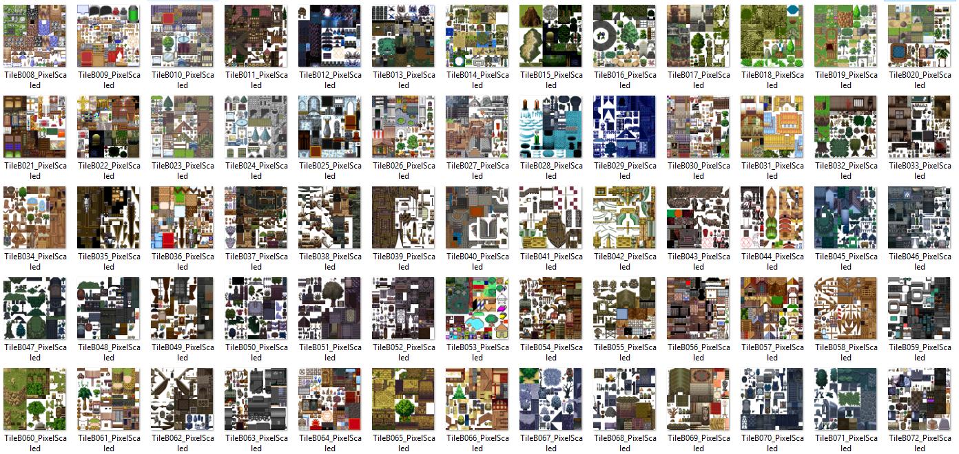 1350 Tilset varié (VX ACE et pour MV) Image18