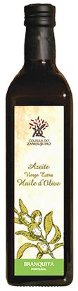 Bottle of Portuguese oil 0,5L, extra virgin olive oil Villalonga (Branquita)