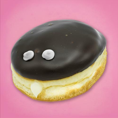 Portland Cream Doughnut