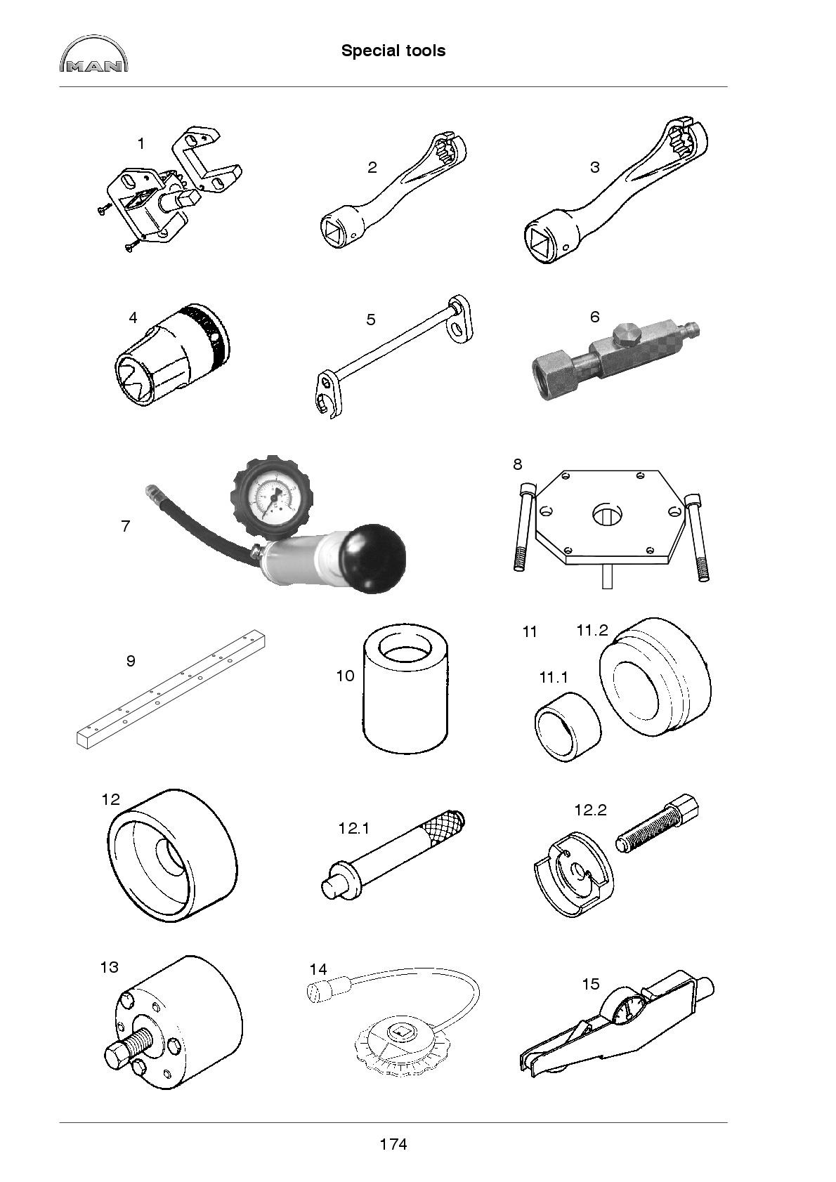 Man Marine Diesel Engine Workshop Service Repair Manual R6-800 R6-730 Series - Mhh Auto