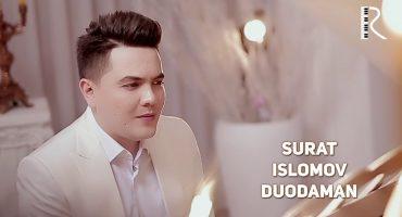 Sur'at Islomov - Duodaman (HD Video)