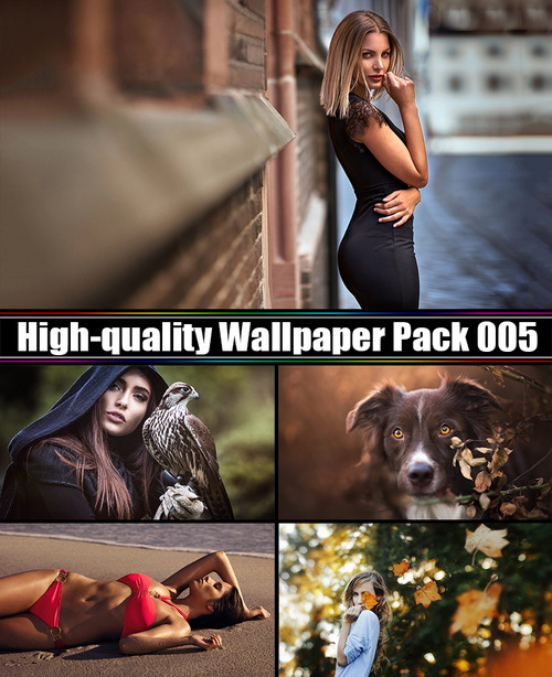 High-quality Wallpaper Pack 5