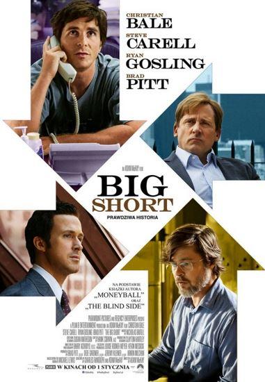 Big Short / The Big Short (2015) PL.BRRip.XviD-GR4PE | Lektor PL