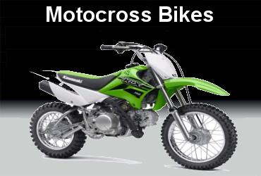Kawasaki Motocross Bikes