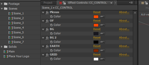 Fast Grid Plexus Intro - 7
