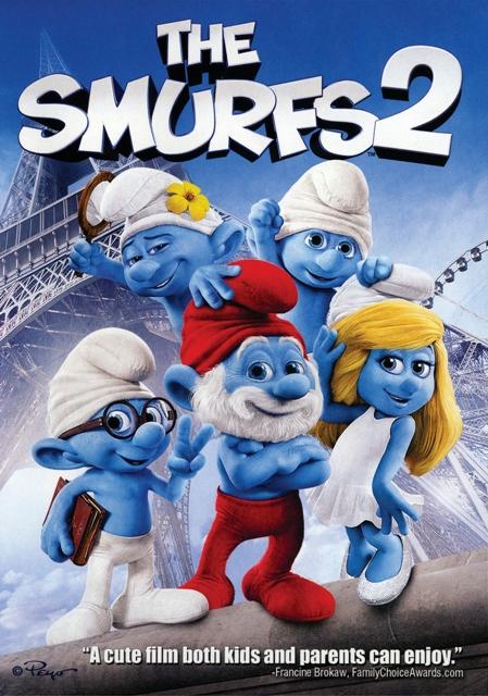 The Smurfs 2 (2013) BluRay 720p 700MB