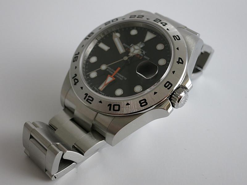 Rolex Explorer II 02