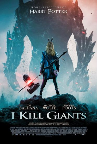 Zabijam gigantów / I Kill Giants (2017) PL.BRRip.XviD-GR4PE | Lektor PL