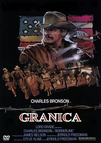Granica / Borderline (1980) PL.AC3.DVDRip.XviD-GR4PE | Lektor PL
